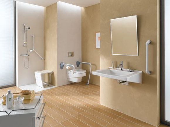 Full Bathroom Design And Fit