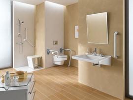 Disability bathrooms belfast mccabe bathrooms bathroom for Bathroom ideas northern ireland